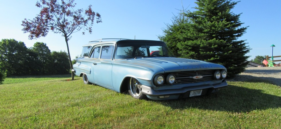 1960 Chevy Brookwood Wagon