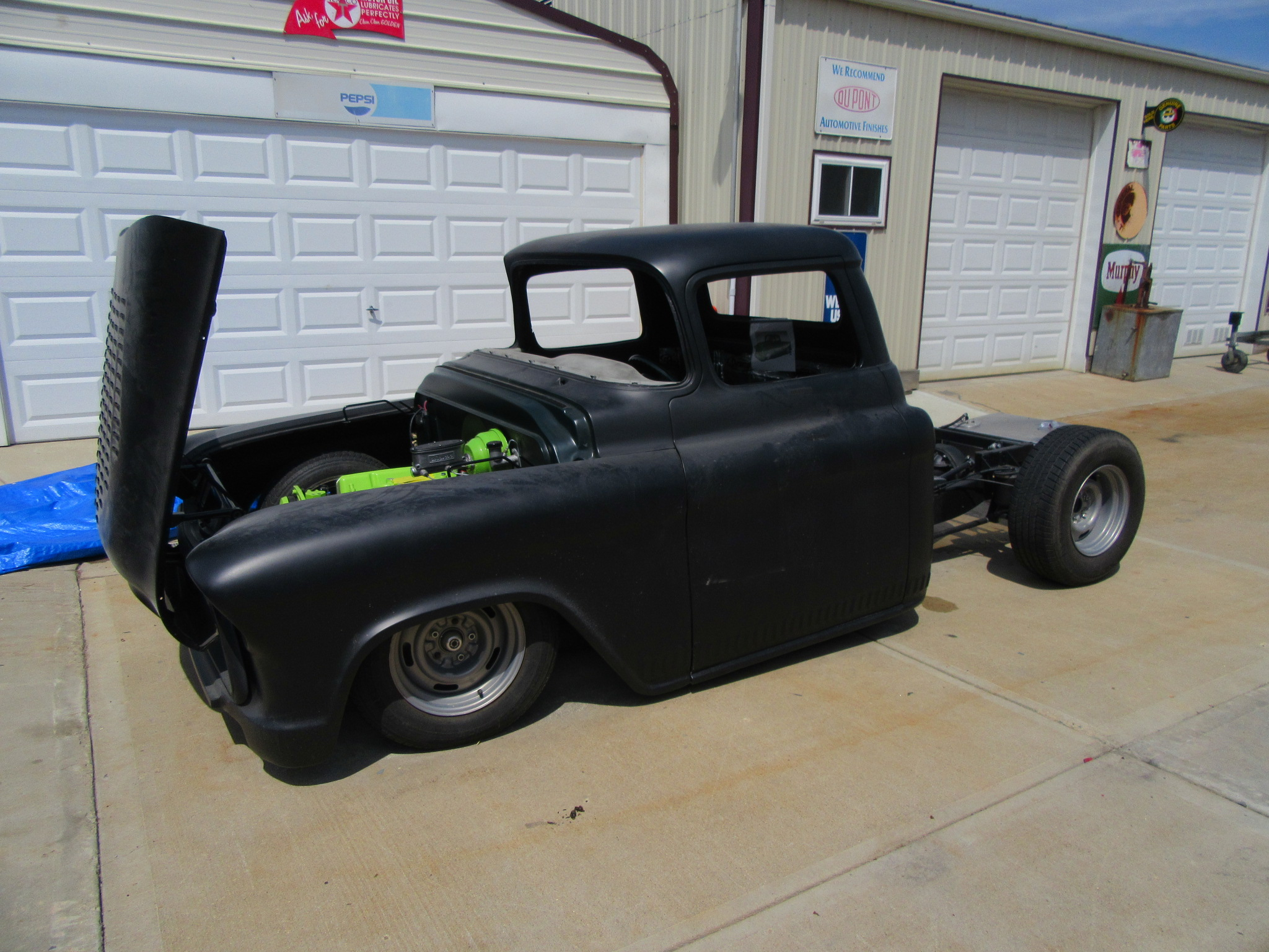 1955 Chevy Pickup Project