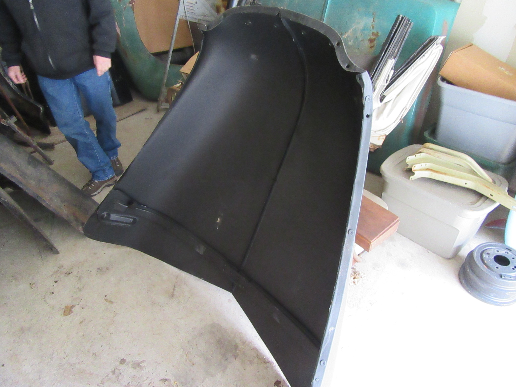 47 to 54 Chevy Truck Hood