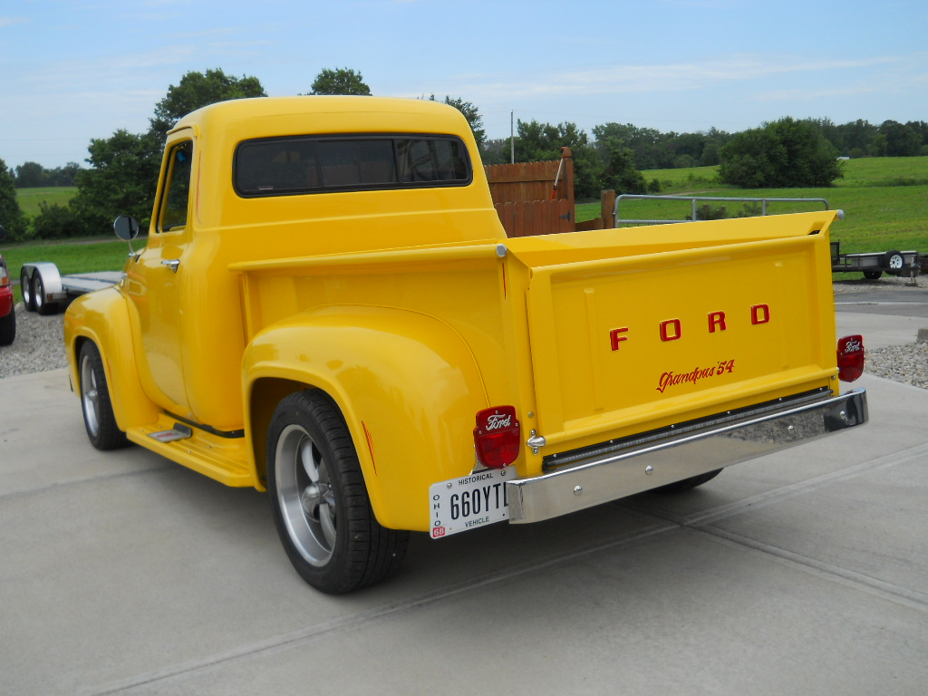 1954 Ford Pickup