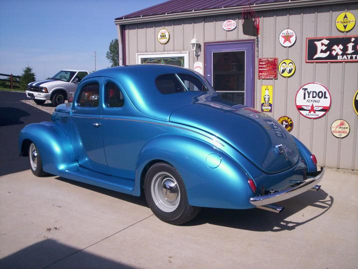 1939 Ford Coupe – Trick Truck 'N Rod