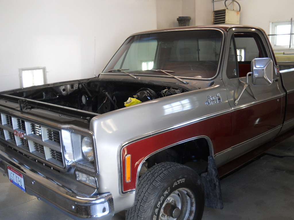 New Chevy Truck >> 1978 Chevy 4X4 – Trick Truck 'N Rod