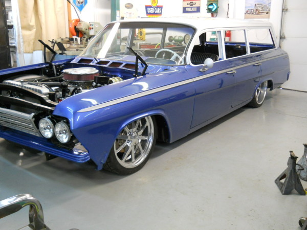 1962 Chevy Wagon