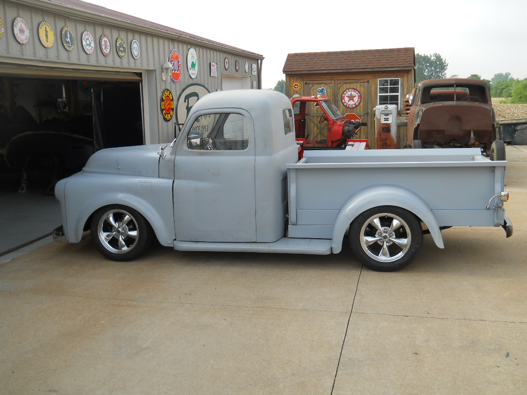 Pickup Trucks For Sale >> 1951 Dodge – Trick Truck 'N Rod