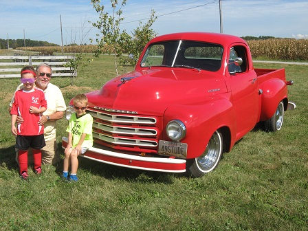 Satisfied Studebaker Customer - Ken Brown